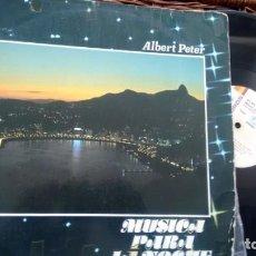 Disques de vinyle: LP (VINILO) DE ALBERT PETER AÑOS 70. Lote 146099038