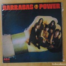 Discos de vinilo: BARRABAS - POWER - LP. Lote 146105805