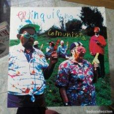 Discos de vinilo: EL INQUILINO COMUNISTA LP VINILO AÑO 1993 INDIE ROCK. Lote 146118710