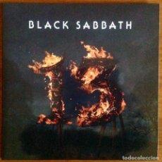 Discos de vinilo: BLACK SABBATH - 13. Lote 146135602