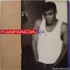 Discos de vinilo: NARADA-DIVINE EMOTION, REPRISE RECORDS-925694-1. Lote 146137662