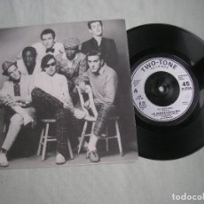 Discos de vinilo: THE SPECIALS - DO NOTHING / MAGGIE'S FARM 1980 - RARA EDT ORG FRANCE TWO TONE RECORDS , EXC. Lote 146155266