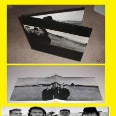 Discos de vinilo - U2 / THE JOSHUA TREE 1987 !! COMPLETA RARA 1ª EDIC ORG UK + POSTER, DOBLE CARPETA - 146158814