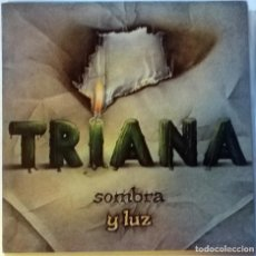 Discos de vinilo: TRIANA. SOMBRA Y LUZ. MOVIEPLAY-GONG, SPAIN 1979 LP (DOBLE CUBIERTA). Lote 152454764