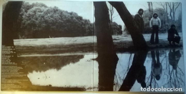 Discos de vinilo: Triana. El patio. Movieplay-Gong, Spain 1975 LP + doble cubierta - Foto 3 - 146161570