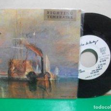 Discos de vinilo: EL PECHO DE ANDY FIGHTING TEMERAIRE SINGLE SPAIN 1986 PEPETO TOP . Lote 146175014
