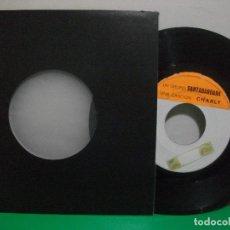 Discos de vinilo: SANTABARBARA CHARLY SINGLE SPAIN PEPETO TOP. Lote 146177274