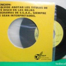 Discos de vinilo: VALEN CUANDO SE MUERE UN AMOR SINGLE SPAIN 1975 PEPETO TOP. Lote 146178002