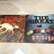 Discos de vinilo: SEX PISTOLS- THE GREAT ROCK N ROLL SWINDLE. Lote 146133274