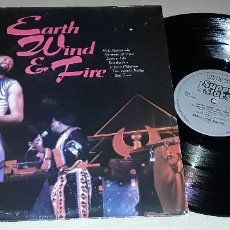 Discos de vinilo: LP - EARTH WIND & FIRE - MADE IN ENGLAND - EARTH WIND AND FIRE. Lote 146191674