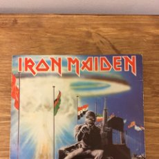 Disques de vinyle: IRON MAIDEN- 2 MINUTES TO MIDNIGHT EDICION ESPAÑOLA CAT 006 2002887. Lote 146220748