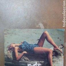 Discos de vinilo: RUDY VENTURA-ES VERANO / SIGO SOÑANDO - SINGLE BELTER 1974. BUEN ESTADO - MELENUDOS. Lote 146227613