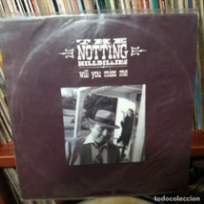 Discos de vinilo: THE NOTTING HILLBILLIES. Lote 146228410