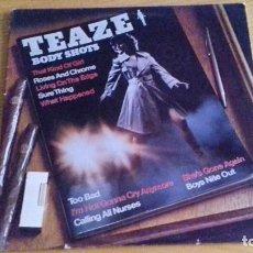 Discos de vinilo: TEAZE - BODY SHOTS -AQUARIUS RECORDS 1980 - CANADA. Lote 146230210