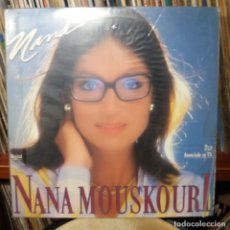 Discos de vinilo: NANA MOUSKOURI - NANA. Lote 146231806