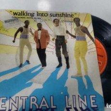 Discos de vinilo: SINGLE (VINILO) DE CENTRAL LINE AÑOS 80. Lote 146238806