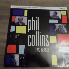 Discos de vinilo: PHIL COLLINS - TWO HEARTS / THE ROBBERY. Lote 146264174