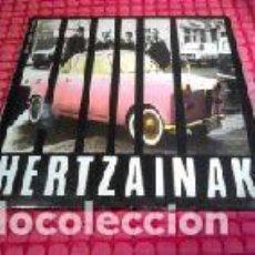 Discos de vinilo: HERTZAINAK AITORMENA SPAIN 1989 OIHUKA CON ENCARTE MAXI . Lote 146281246