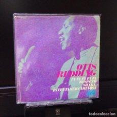 Discos de vinilo: OTIS REDDING ---FA FA FA FA / RESPECT / SHAKE / TRY A LITTLE TENDERNESS-- ORIGINAL AÑO 1967. Lote 146300206