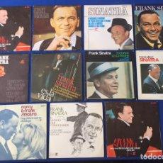 Vinyl records - COLECCIÓN DISCOS VINILO FRANK SINATRA 45 RPM - 146375648