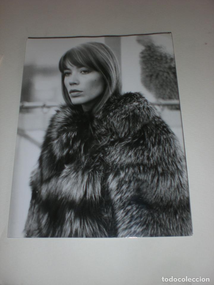 FOTO DE FRANÇOISE HARDY (Música - Discos de Vinilo - Maxi Singles - Cantautores Extranjeros)