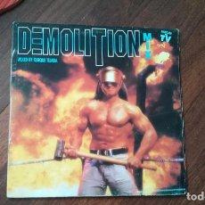 Discos de vinilo: DEMOLITION MIX-2 LP. Lote 146377718