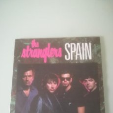 Discos de vinilo: THE STRANGLERS - SPAIN (SINGLE). Lote 146379762