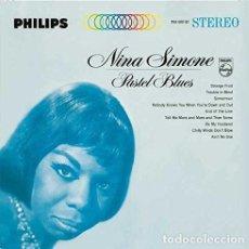 Discos de vinilo: LP NINA SIMONE PASTEL BLUES VINILO 180G +MP3 DOWNLOAD JAZZ SOUL. Lote 156831864