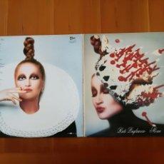 Discos de vinilo: MINA, RIDI PAGLIACCIO ,DOBLE LP 1988 EMI ITALIA. Lote 146408974