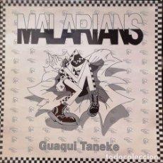 Discos de vinilo: MALARIANS - GUAQUI TANEKE - LP DE VINILO COMPLETO - SKA REGGAE. Lote 146424730