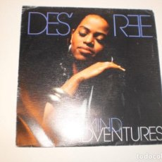 Discos de vinilo: SINGLE DES'REE. MIND ADVENTURE. EPIC 1992 SPAIN DISCO DE PROMOCIÓN (PROBADO Y BIEN). Lote 146427566
