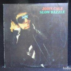 Discos de vinilo: JOHN CALE - SLOW DAZZLE - LP. Lote 146428230