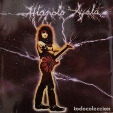 Discos de vinilo: MANOLO AYALA - MAXI SINGLE CON 4 TEMAS DE VINILO - HEAVY METAL ESPAÑOL INCLUYE HOJA DE PROMOCION. Lote 146429130