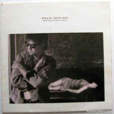 Discos de vinilo: PAUL YOUNG - BETWEEN TWO FIRES - LP CBS 1986 HOLANDA BPY. Lote 146429770