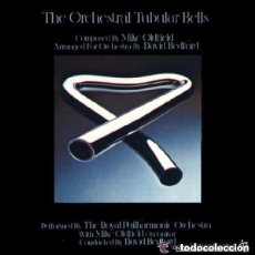 Disques de vinyle: MIKE OLDFIELD - THE ORCHESTRAL TUBULAR BELLS - LP REISSUE SPAIN 1983. Lote 146434510