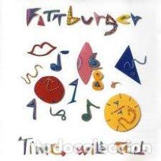 Discos de vinilo: FATTBURGER - TIME WILL TELL (LP, ALBUM) LABEL:ANUBIS JAZZ CAT#: 4A-0700 . Lote 146445102