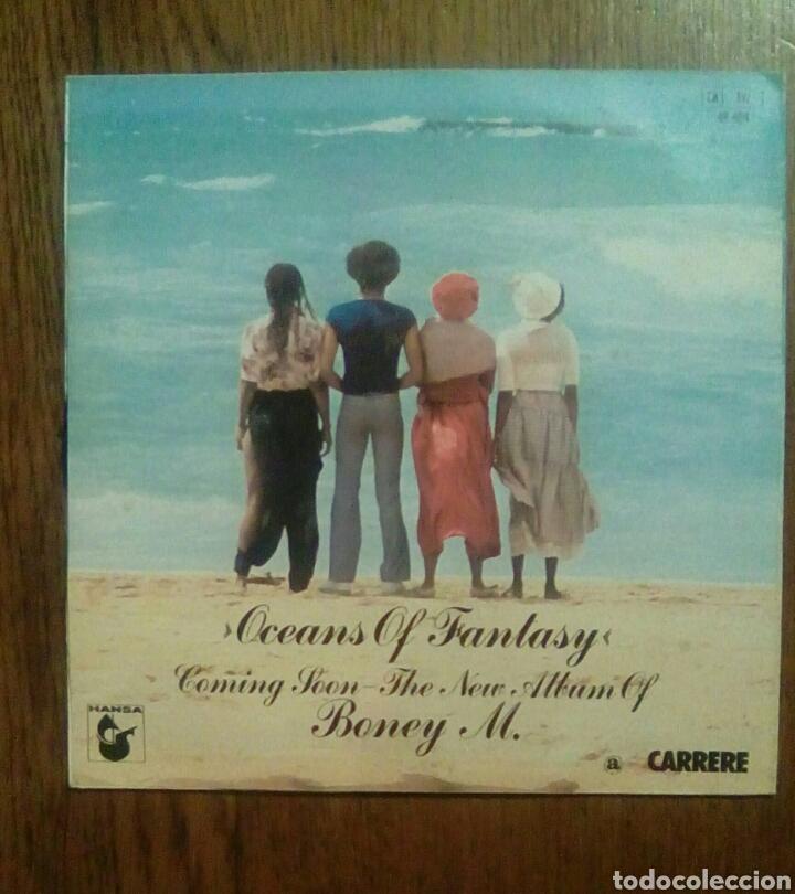 Discos de vinilo: Boney M. - Hooray! Hooray,!..., Carrere, 1979. France. - Foto 2 - 146461276