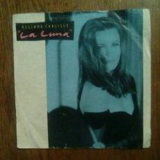 Discos de vinilo: BELINDA CARLISLE - LA LUNA, VIRGIN, 1989. GERMANY.. Lote 146461342