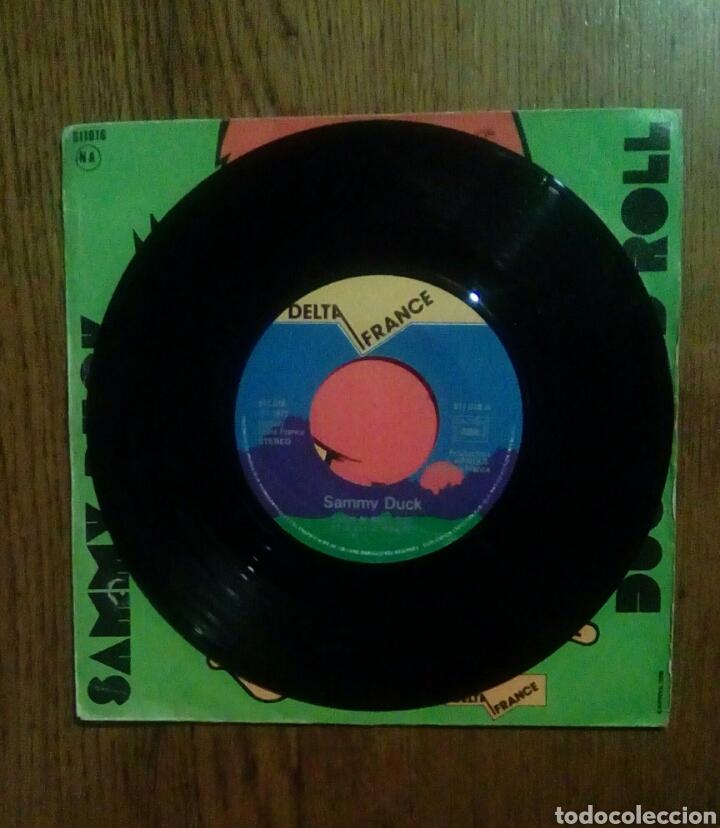 Discos de vinilo: Sammy Duck - Duck and roll, Wea, 1975. France. - Foto 3 - 146461490