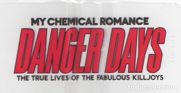 Discos de vinilo: MY CHEMICAL ROMANCE. DANGER DAYS LP GATEFOLD NUEVO 2011 REPRISE RECORDS - Foto 2 - 146462630
