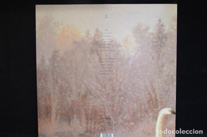 Discos de vinilo: LOS LAGOS DE HINAULT - VIDAS EJEMPLARES - LP - Foto 2 - 146491598