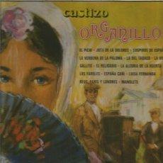 Discos de vinilo: CASTIZO ORGANILLO. Lote 146494654