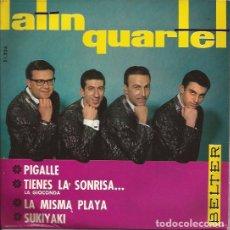 Discos de vinilo: EP LATIN QUARTET PIGALLE BELTER 51326. Lote 146497230