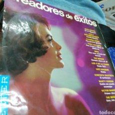 Discos de vinilo: CREADORES DE ÉXITOS LP 1966. Lote 146499028