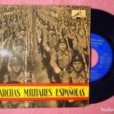 Discos de vinilo: JULIAN PALANCA LA CANCION DEL LEGIONARIO / 3+ EP MARCHAS MILITARES (EX-/EX-)V. Lote 146499830