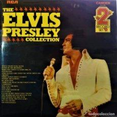 Discos de vinilo: THE ELVIS PRESLEY COLLECTION - 2 LP / GATEFOLD / RCA CAMDEN UK - EDITADO 1977. Lote 146507898
