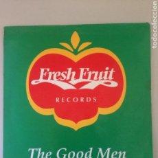 Disques de vinyle: THE GOOD MEN. Lote 146507970