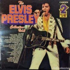 Discos de vinilo: THE ELVIS PRESLEY COLLECTION VOL.2 - 2 LP / GATEFOLD / RCA CAMDEN UK - EDITADO 1977. Lote 146512898
