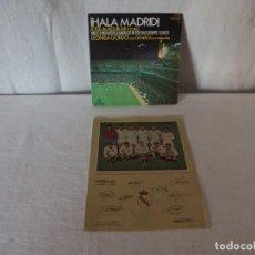 Discos de vinilo: SINGLE, IMNO REAL MADRID. Lote 146524002