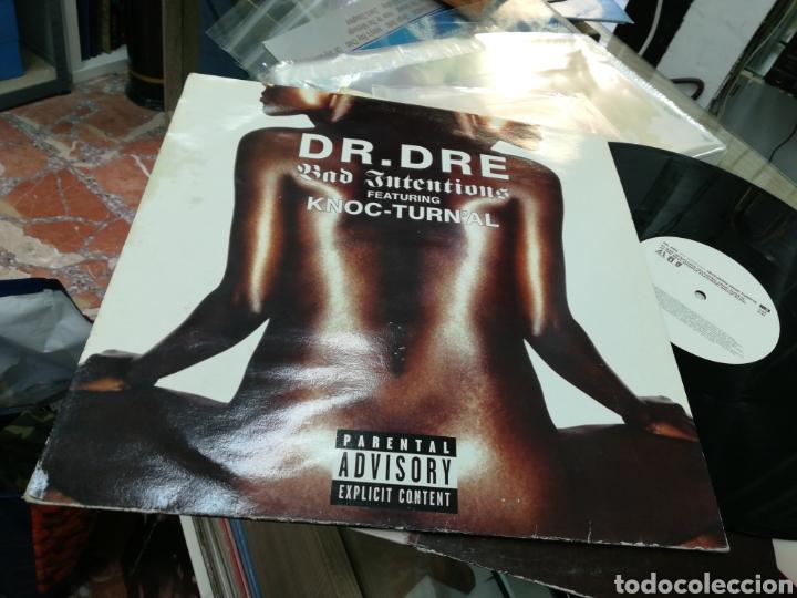 DR. DRE MAXI BAD INTENTIONS 2001 (Música - Discos de Vinilo - Maxi Singles - Rap / Hip Hop)